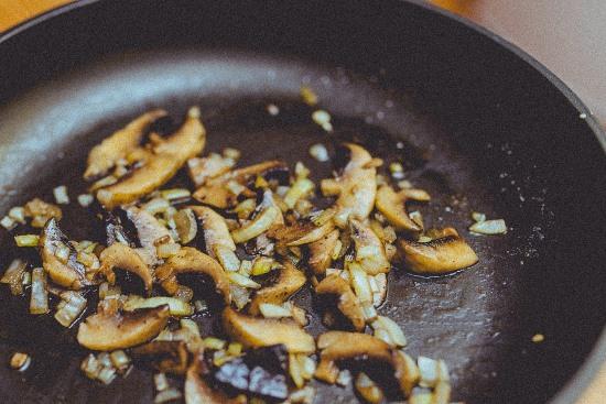 хранение жареных грибов